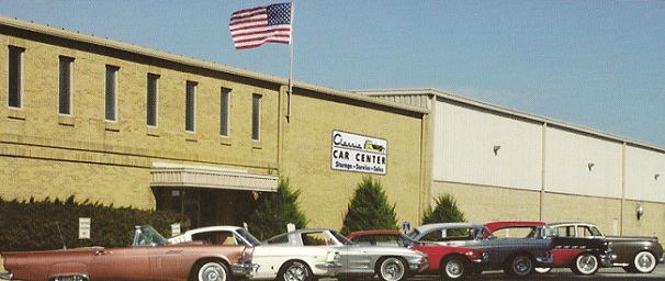 Classic Car Center Fredericksburg Virginia