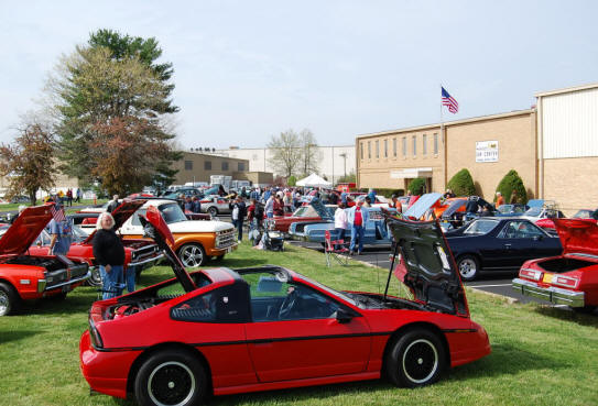 tweeter center auto swap meet